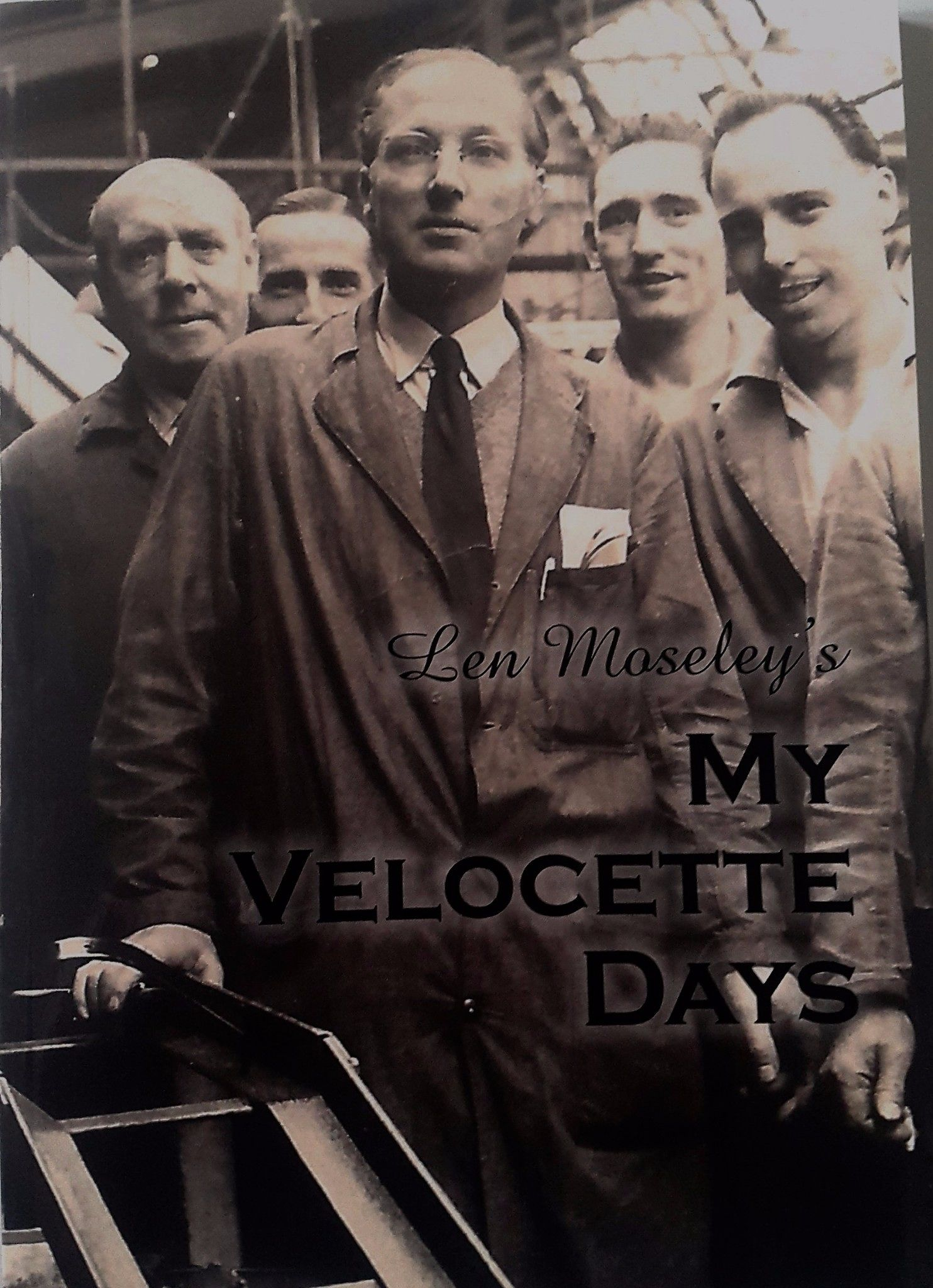 My Velocette Days by Len Moseley