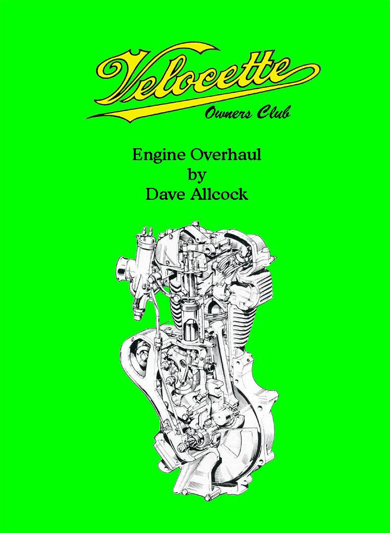 Engine Overhaul by Dave Allcock DVD