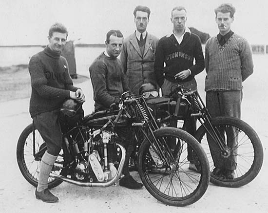 Velocette Owners Club