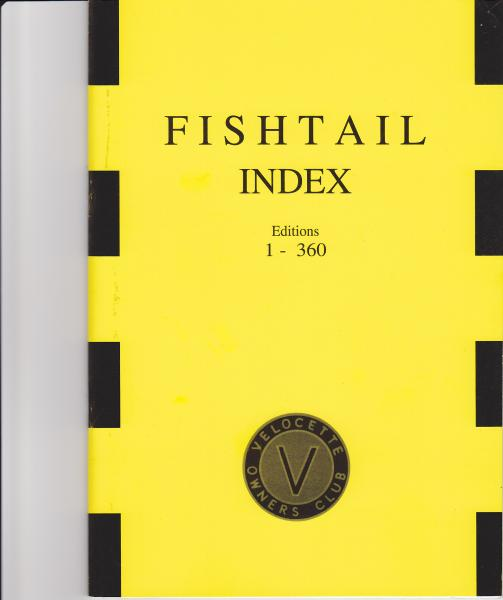 Fishtail Index