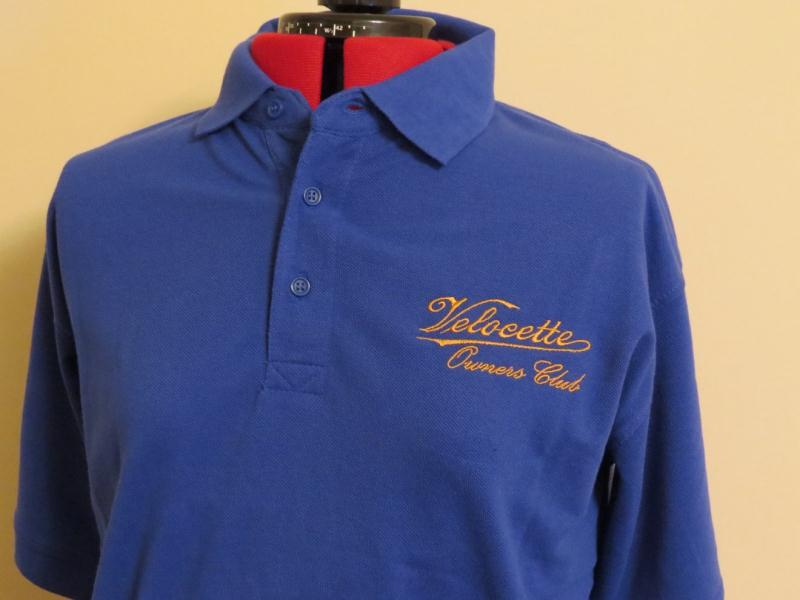 The Velocette Polo Shirt