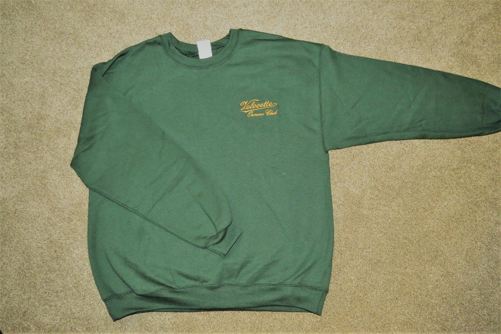 The Velocette Owners Sweatshirt