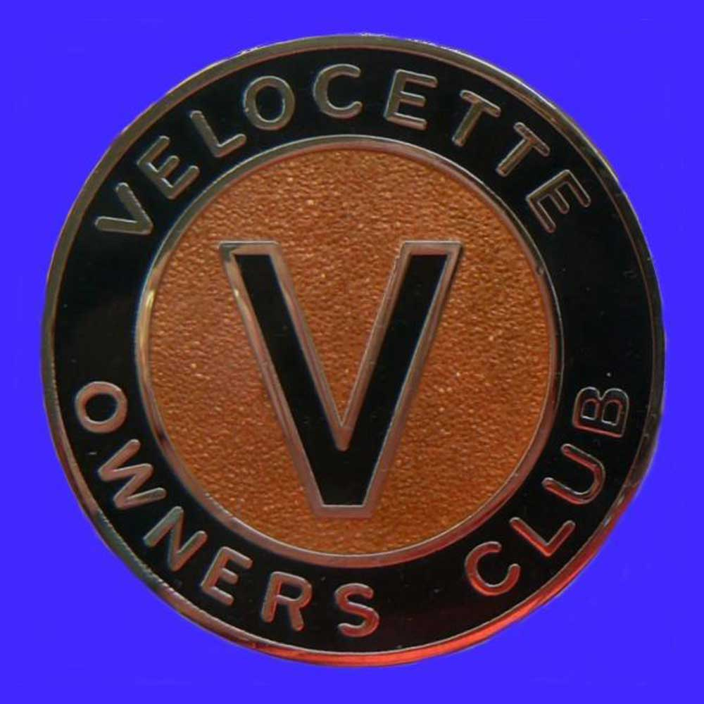 Original Owners Club Machine Badge