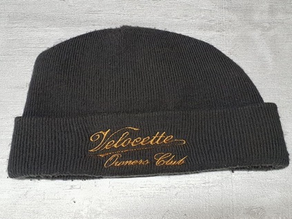The Velocette Owners Club Beanie Hat